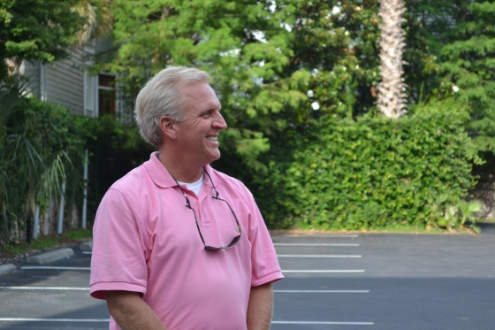 Tommy Dew-Our Tour Guide Extraordinare